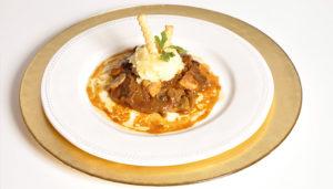 receta ternera en salsa