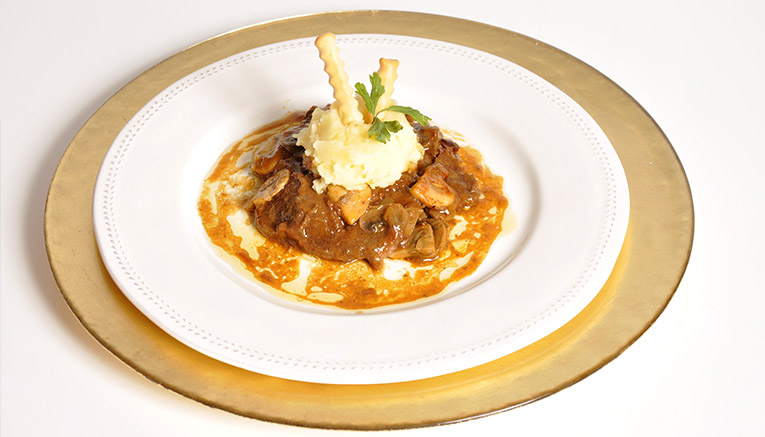Filetes de ternera en salsa en olla expr s la abuela - Filetes de ternera en salsa de cebolla ...