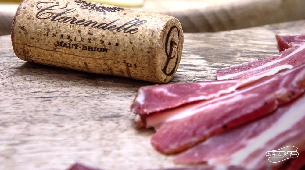 embutidos carnes vino maridaje
