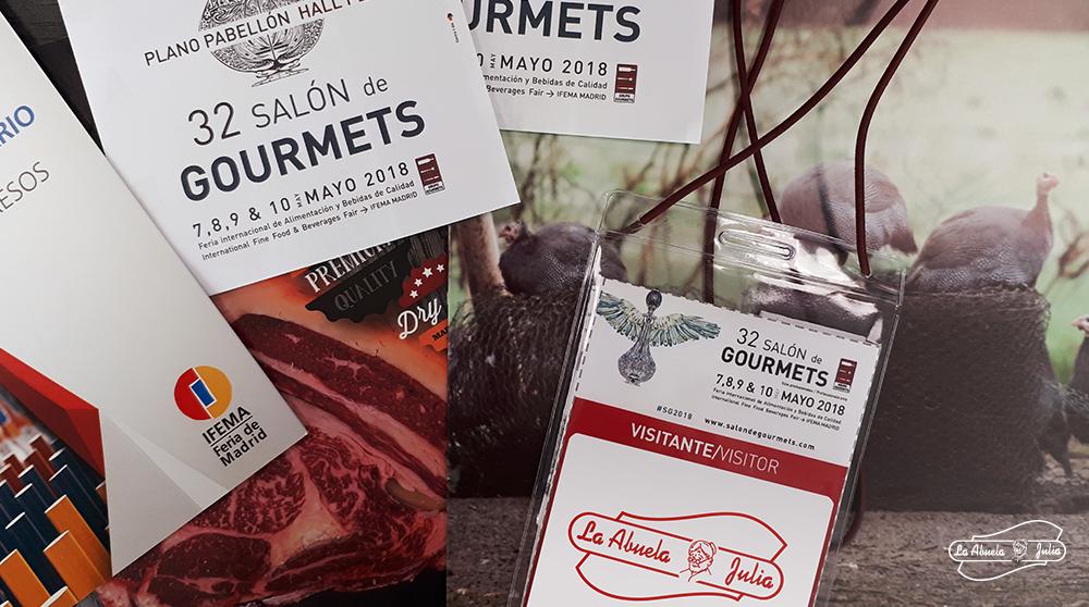 Asistimos al 32 Salón de Gourmets en IFEMA