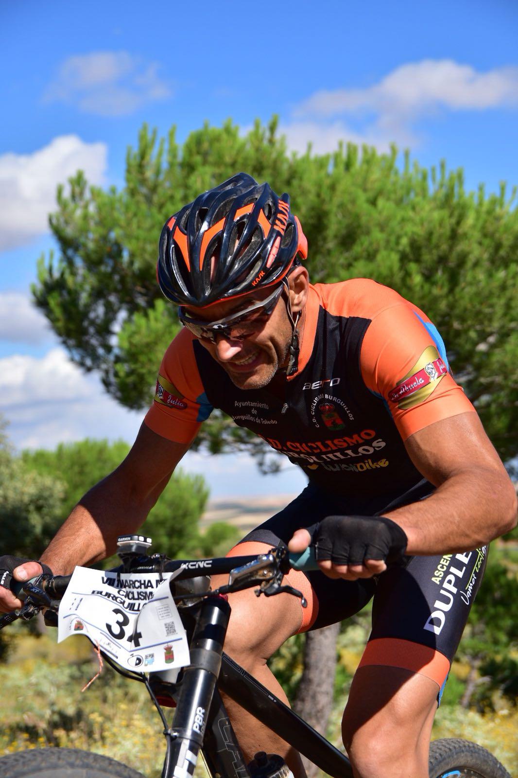 Carrera MTB Ciclista