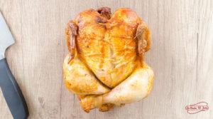 Pollo dieta equilibrada tabla de cocina