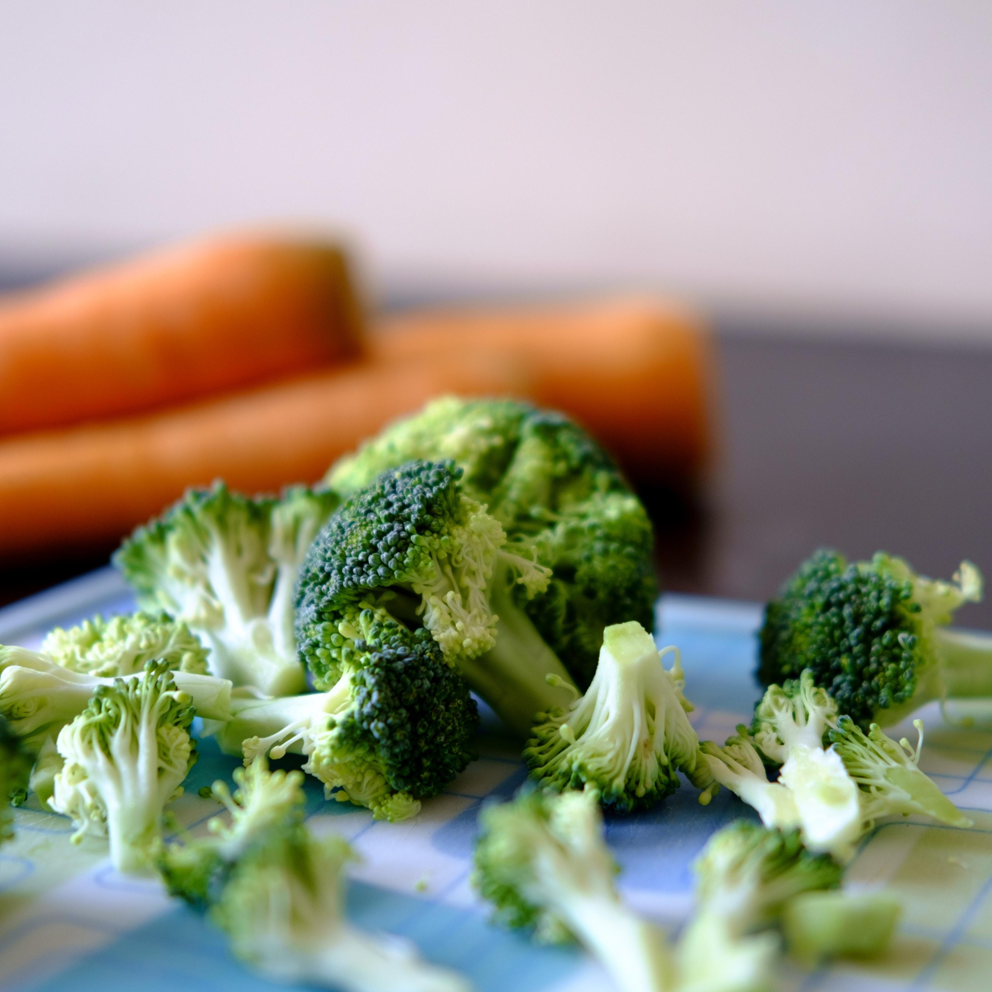 acompañamiento para carnes brocoli