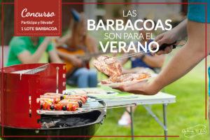 Concurso de La Abuela Julia Las barbacoas son para el verano