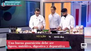 Javier Chozas recomienda La Abuela Julia para barbacoas