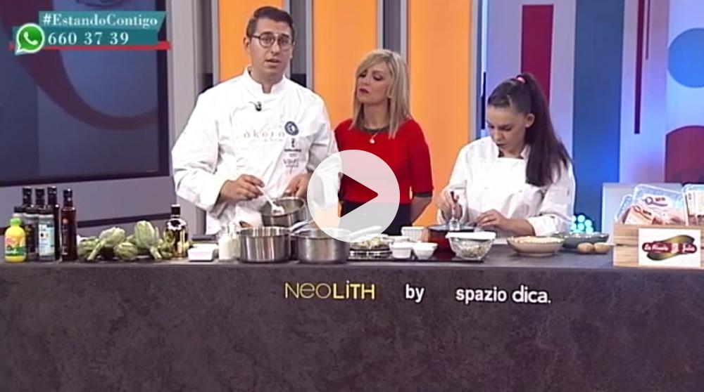 Las recetas de Javier Chozas con La Abuela Julia