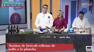 Comer saludable es posible con el chef Javier Chozas y La Abuela Julia