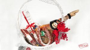 Concurso cesta de Navidad La Abuela Julia