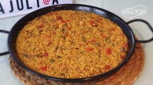 recetas arroz con pollo de La Abuela Julia
