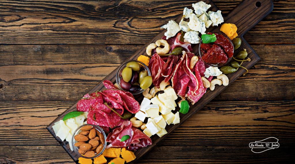 Embutidos de alta calidad, esenciales en una dieta sana y equilibrada. La Abuela Julia